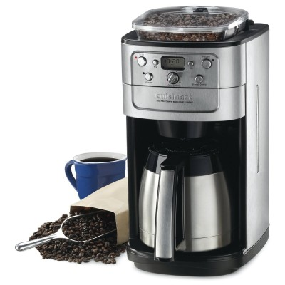 Cuisinart Coffee Maker & Grinder - Thermal Carafe - 12 cup