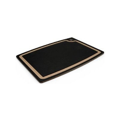 Epicurean Gourmet Carving Board - 13 x 18 - Black