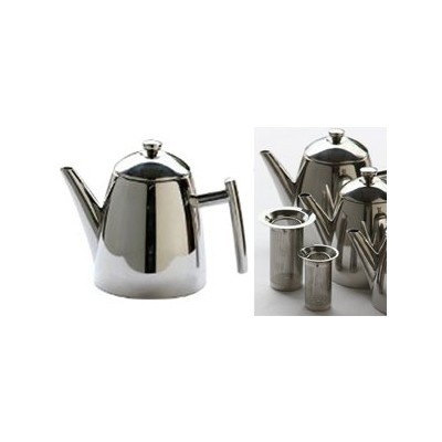 Frieling Teapot with Infuser - Stainless steel - 1.0 L