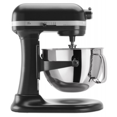 KitchenAid Professional 600 Series 6-Quart Bowl-Lift Stand Mixer - Licorice Black