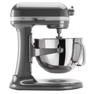 KitchenAid Professional 600 Series 6-Quart Bowl-Lift Stand Mixer - Pearl Metallic