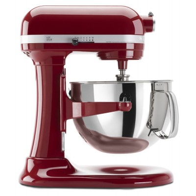KitchenAid Professional 600 Series 6-Quart Bowl-Lift Stand Mixer - Empire Red