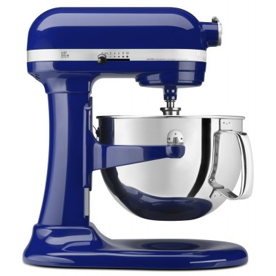 KitchenAid Professional 600 Series 6-Quart Bowl-Lift Stand Mixer - Cobalt Blue