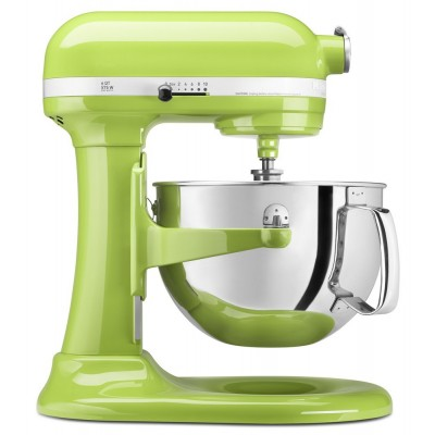KitchenAid Professional 600 Series 6-Quart Bowl-Lift Stand Mixer - Green Apple