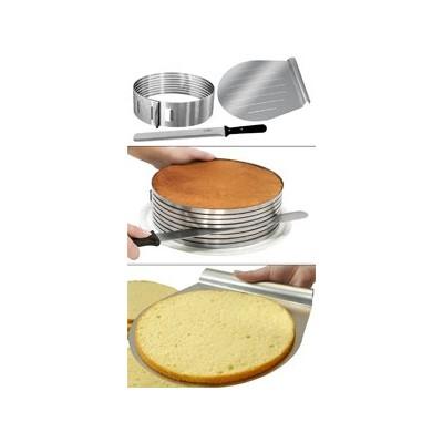 Zenker Cake Slicing Kit - Multi-Layer