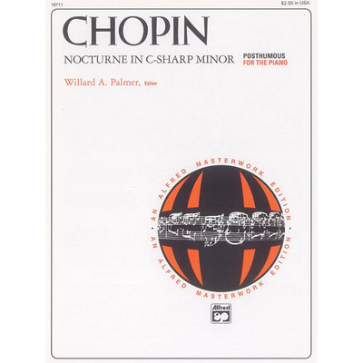 Chopin Nocturne in C-Sharp minor (Posth.)