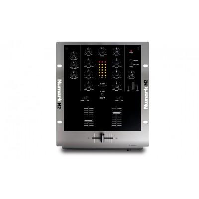 Numark M2 2-Channel Scratch Mixer - Numark - M2BLACKXUS