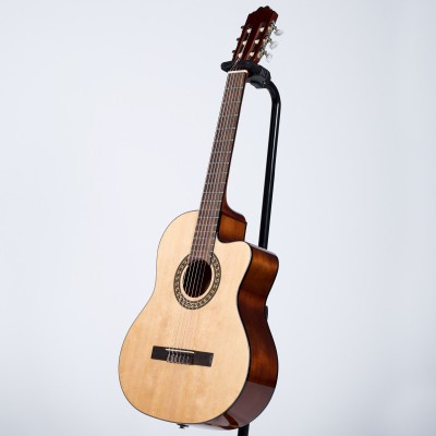 BeaverCreek BCTC901CE Classical-Electric Guitar - Natural - BeaverCreek Guitars - BCTC901CE