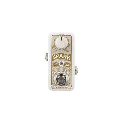 TC Electronic Spark Mini Booster Effect Pedal - TC Electronic - 960802001