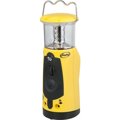 Freeplay Indigo+ Lantern with USB - Yellow