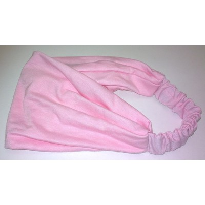 2 X Stretchable Yoga Headband - Light Pink Color