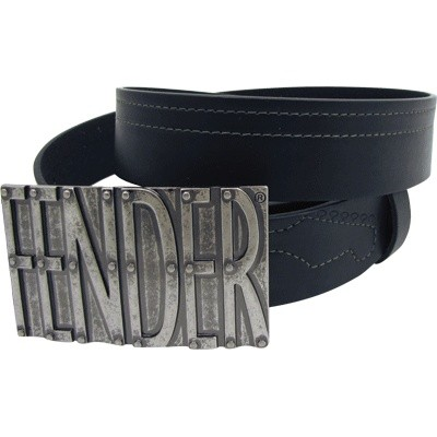 Fender Belt with Fender Buckle - Small - Fender - 6144S