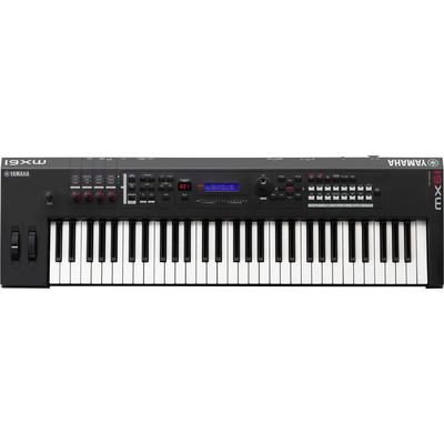 Yamaha MX61 61 Key Keyboard Synthesizer