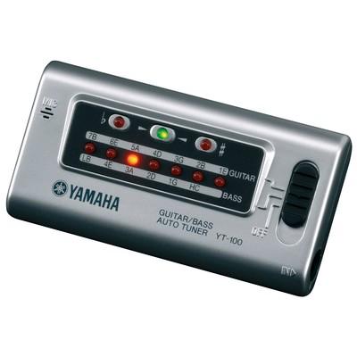 Tuner Chromatic Yamaha YT-100 - Yamaha - YT100 TUNER