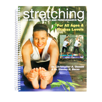 Book: Stretching for Fitness Health & Performance