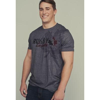 Rugby Canada Classic Leaf T-Shirt