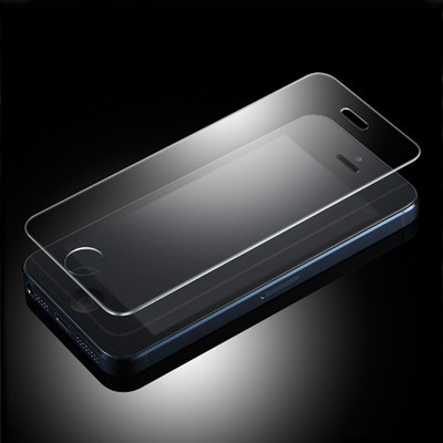 2 X Explosion-Proof Tempered Glass Screen for iPhone 4S (17717)