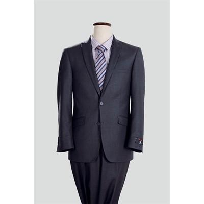 Classic Fit Charcoal Suit