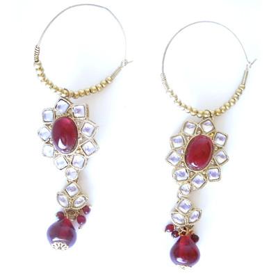 Bold & Beautiful Hoop Earrings + FREE Gift