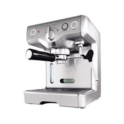 Breville Duo-Temp™15-Bar Triple-Priming Die-Cast Espresso Machine