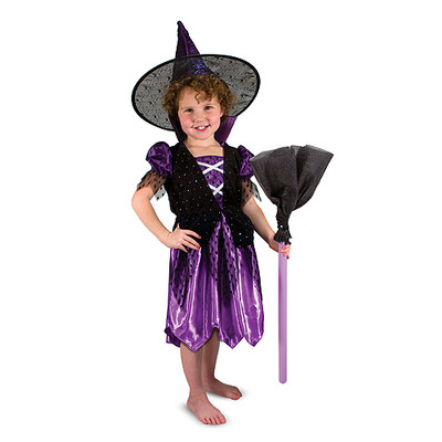 Melissa & Doug Witch Costume Set