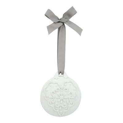 Scented Floral Christmas Ornament