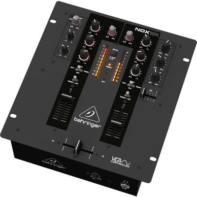 Behringer Pro Mixer NOX101 Premium 2-Channel DJ Mixer - Behringer - NOX101