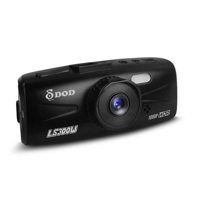 DOD LS300W Full High-Definition Car Digital Video Recorder, Black