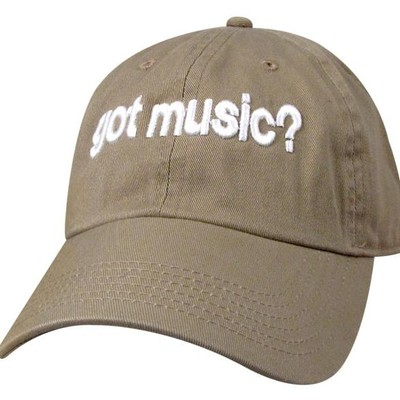 Hat Aim  Got Music Khaki - Aim - 6419F