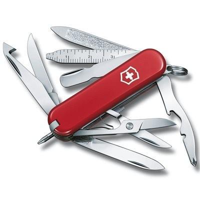 Victorinox Swiss Army MiniChamp Knife - Red