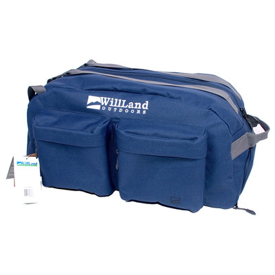 WillLand Outdoors Duffle Bag, Blue