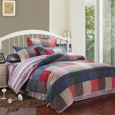 """British"" Duvet & Comforter Cover Set"