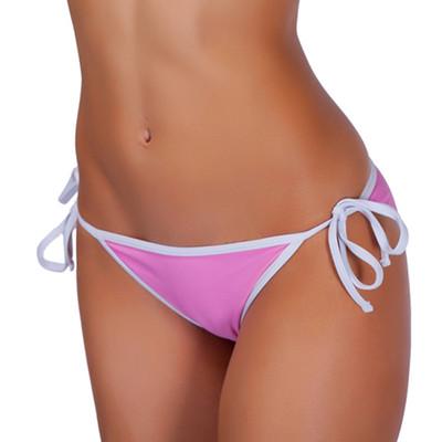 Trinagle Bikini bottom in pink