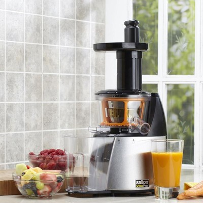 Salton vitaPro Low-Speed Juicer