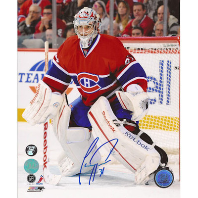 Carey Price Autographed 8X10 Photo