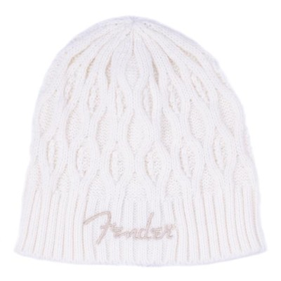 Fender Cable Knit Beanie - One Size - Fender - 910-6625-506