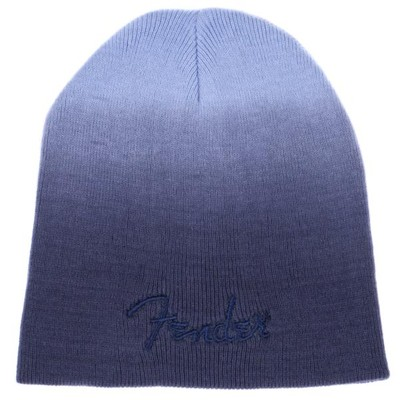 Fender Dipdye Beanie - Gray/Blue - Fender - 910-6627-306