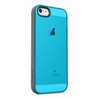 Belkin Grip Candy Sheer Case for iPhone 5/ 5S (Blue-Grey)