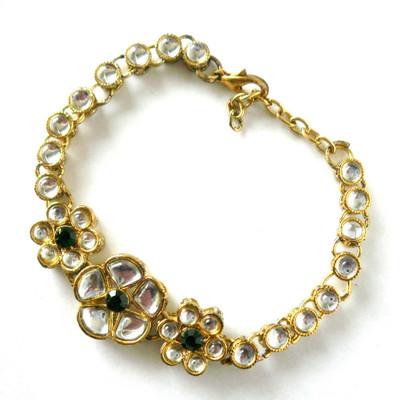 Floral Bracelet + FREE Gift