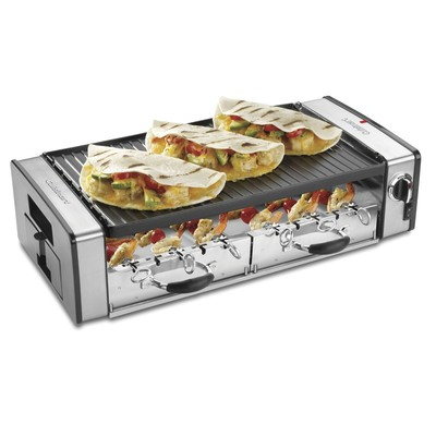Cuisinart GC17NC GRIDDLER CENTRO STAINLESS