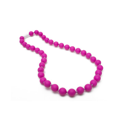 Classic Chic Necklace - Pink