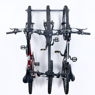 Bike Storage Rack (Holds 3 Bikes)