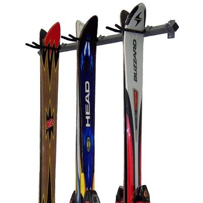 Ski Storage Rack (Holds 3 Pair)