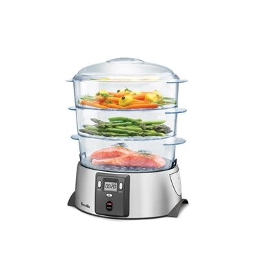 Breville BFS600XL Steamer health smart 3 tray
