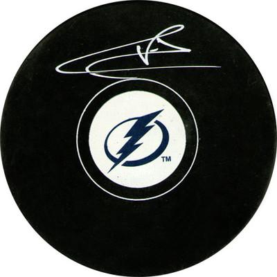 Jonathan Drouin Autographed Puck
