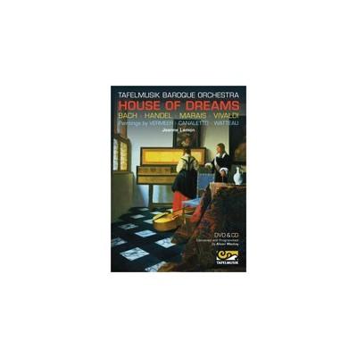 DVD Tafelmusik Baroque Orchestra - House of Dreams