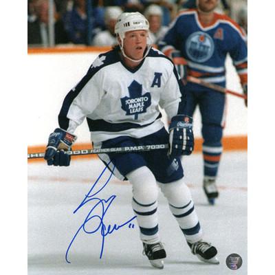 Gary Leeman Autographed 8X10 Photo (Photo 2)