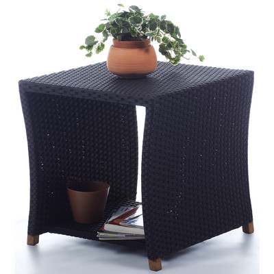 RATTAN Pool-Side Table
