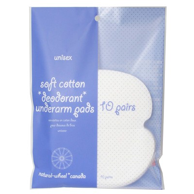 Underarm Sweat Pads, Set of 10 Pairs (20 Pads In Total)