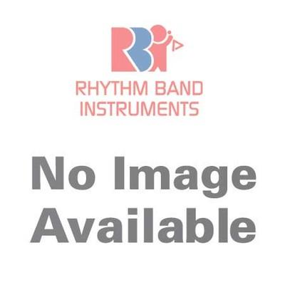 Drum Kit Rythym Band RB-JR5-MWR 5 Piece Wine Red W/Throne